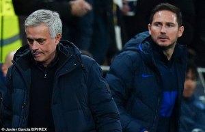Mourinho Compares Lampard Sack