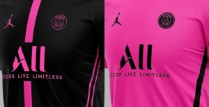 PSG's New 2020-21 Fourth Kit Unveiled
