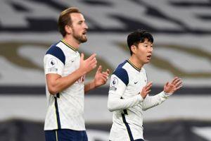 Tottenham Kane And Son Contract Talks