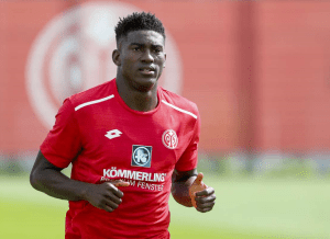 Awoniyi S'Eagles Call-Up