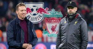 Leipzig Vs Liverpool Confirmed Lineups