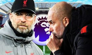 Liverpool Vs Man City Confirmed Lineups