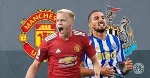 Man Utd Vs Newcastle Confirmed Lineups