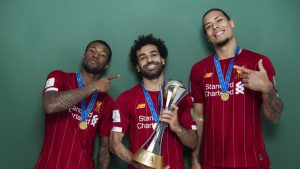 Top 5 Highest-Paid Liverpool Players