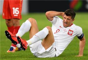 Lewandowski Injury Update England Clash