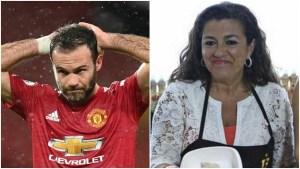Juan Mata's Mum Dies
