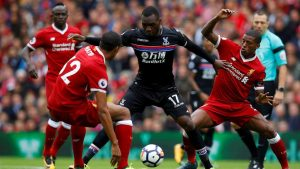 Liverpool Vs Crystal Palace Confirmed Lineups