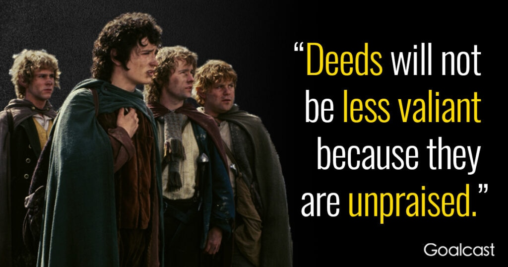 """The Lord of the Rings"" Quotes"