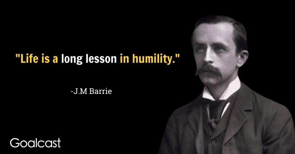 Humble quotes about life
