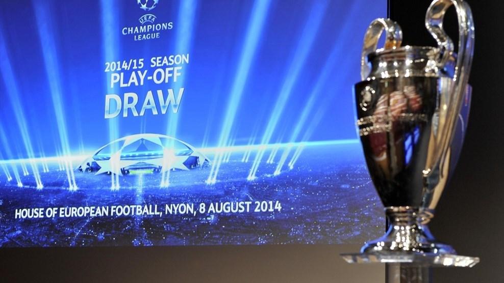 Kumpulan berita uefa terbaru hari ini. UEFA Champions League 2014-15 Play-offs