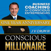 Conscious Millionaire Podcast with JV Crum, III