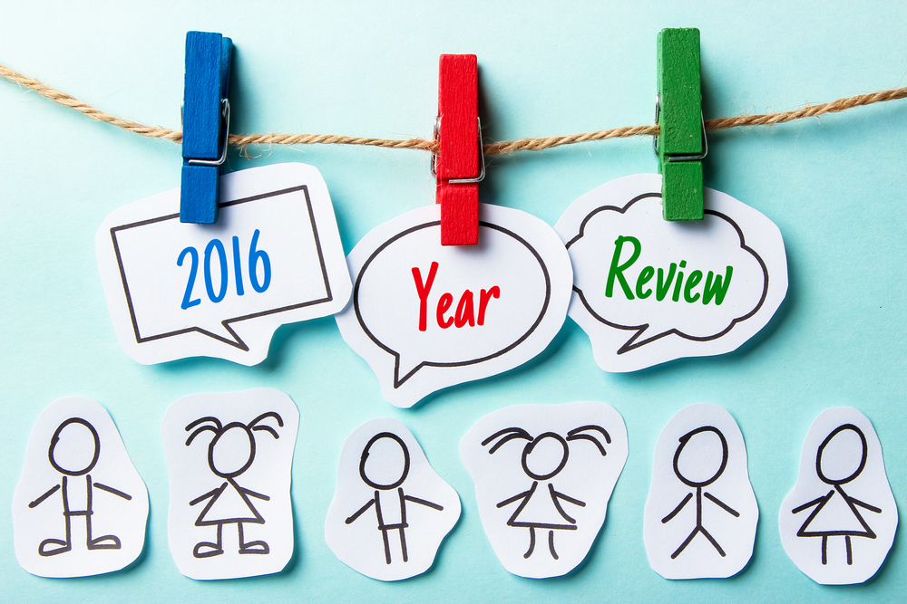 2016 Annual Review - Clothespins