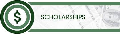 Scholarships $$ sign