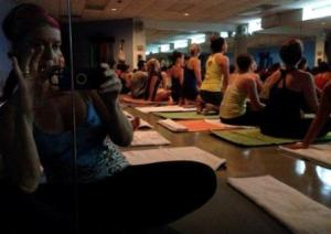Dowd Y Monday 730 Hot Yoga Class Aug 11 2014 Ken Heptg