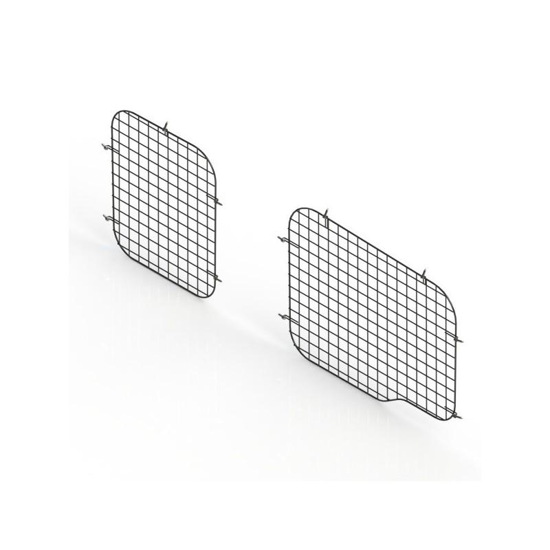 Ranger Design Set of 2 rear window grills, steel wire