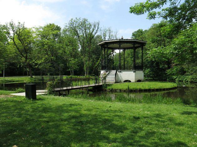 Gazebo in Vondelpark