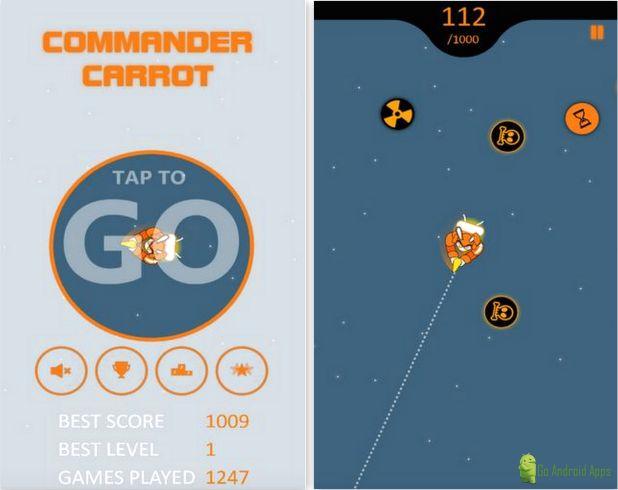 Commander Carrot