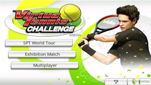 Tennis Virtua