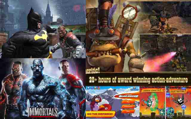 Top 5 Best Android Games of April 2015