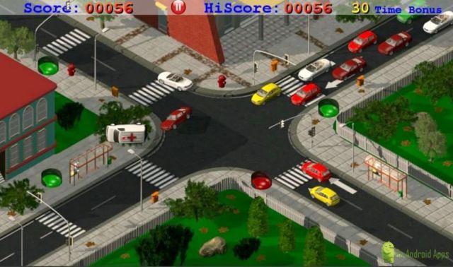 Traffic Control Emergency