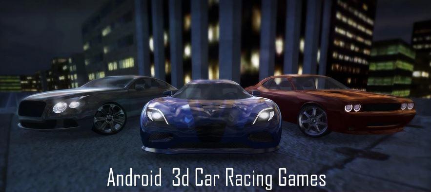 Car 3d games download