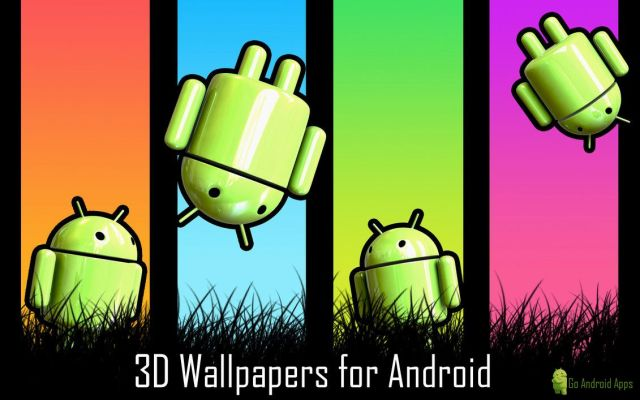 3d wallpapers for android