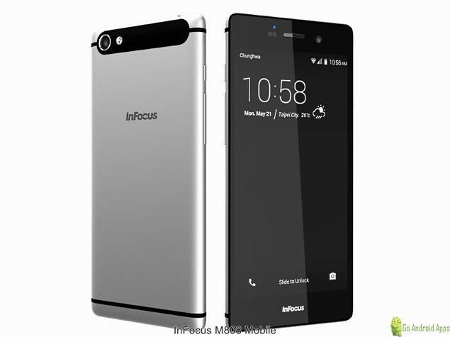 InFocus M808 Mobile