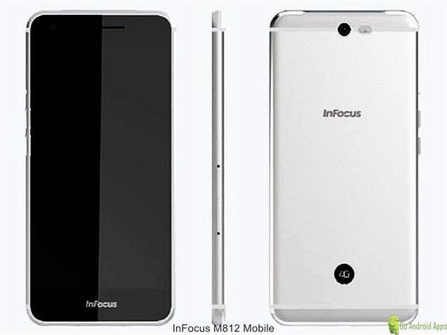 InFocus M812 Mobile