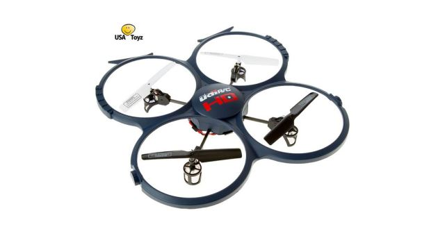 UDI U818A-1 Discovery 2.4GHz 4 CH 6 Axis Gyro RC Quadcopter