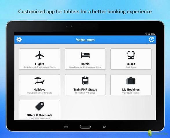 Yatra App