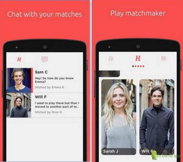 Hitch App