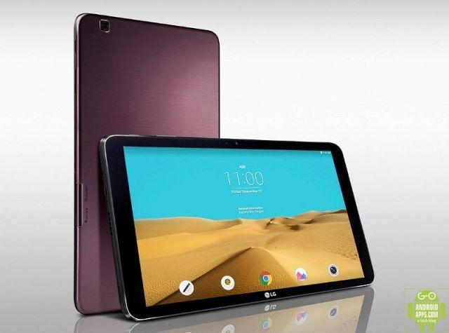 LG G Pad II 10.1 Tablet
