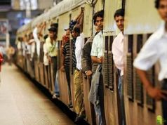 Mumbai Local Train Ticket App on Mobile