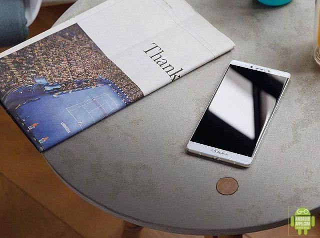 Oppo R7 Plus Mobile