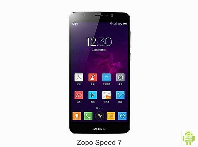 Zopo Speed 7 Mobile
