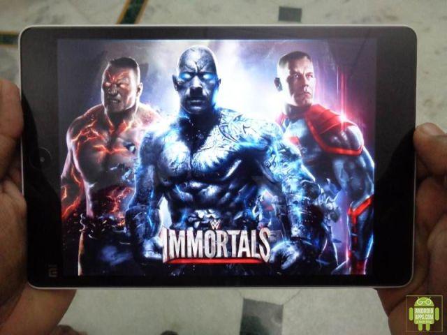 WWE Immortals