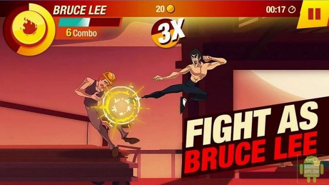 Bruce Lee Enter The Game