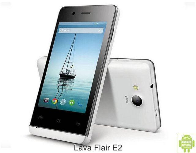 Lava Flair E2 Mobile