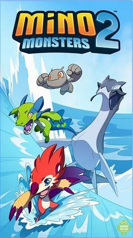 Mino Monsters 2 Evolution
