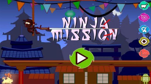 Ninja Mission Game