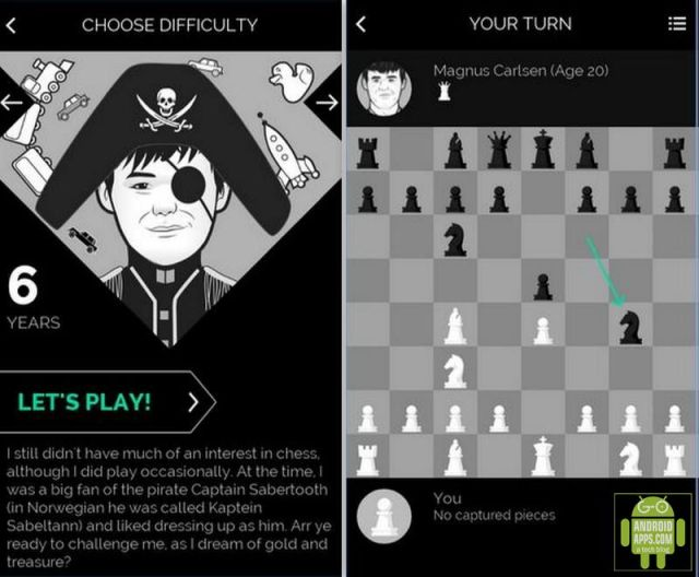 Play Magnus - Chess