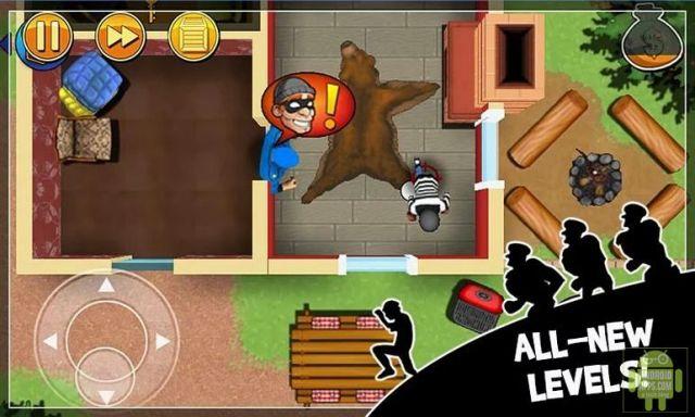 Robbery Bob Game