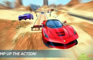 Asphalt Nitro Game