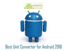 Best Unit Converter for Android 2016