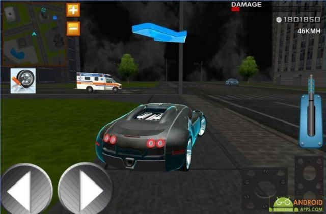 Furious Fast Taxi Driver 2015 Game