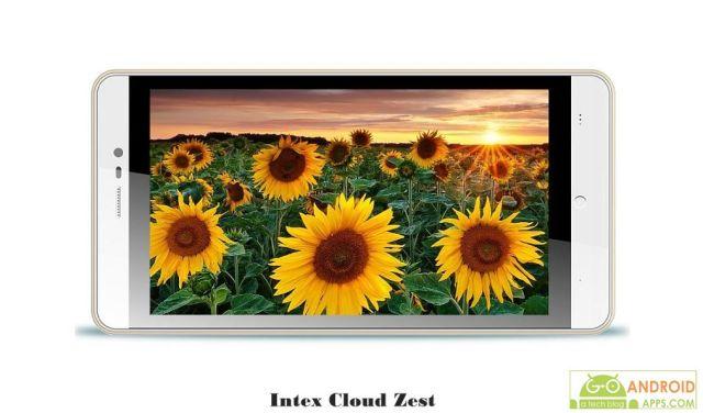Android, Mobiles, Intex, Intex Cloud Zest, Intex Cloud Zest Specifications, Intex Cloud Zest Features, Intex Cloud Zest Price