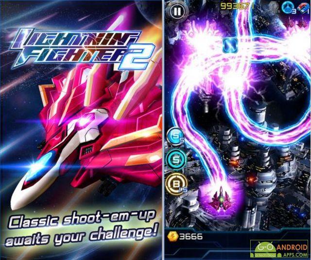 Lightning Fighter 2 Game