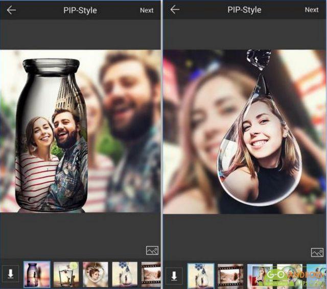 PIP Camera App