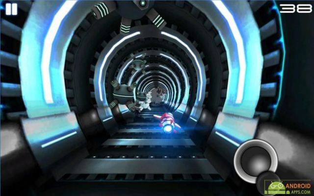 Tunnel Trouble 3D Game