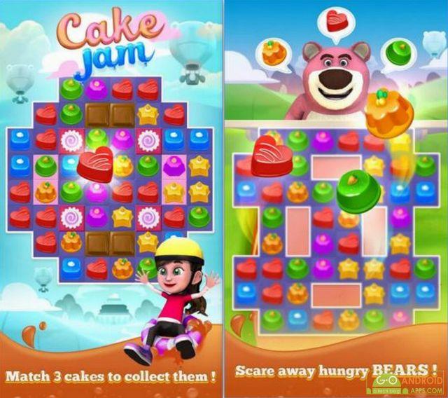Cake Jam Game